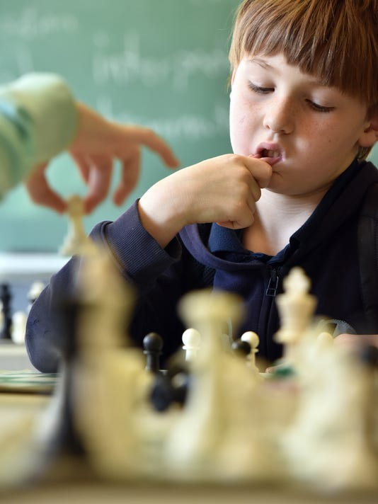 Franklin Co  Chess Program lands national attention