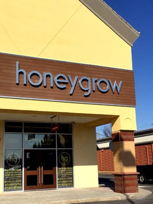 Honeygrow is nearly ready to open in the Ellisburg Shopping Center.