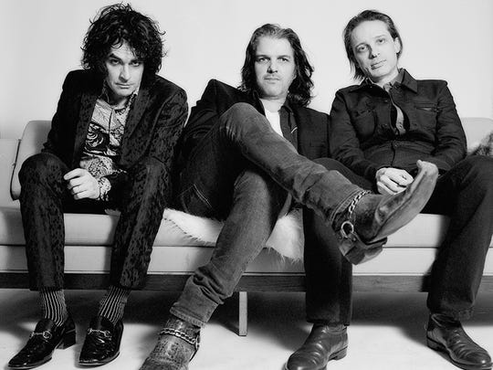 Jon Spencer Blues Explosion will play the Crescent