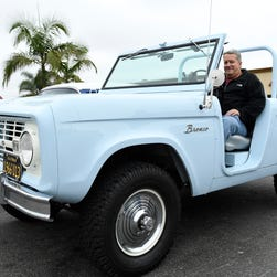 Just Cool Cars: This '66 Bronco can't be busted