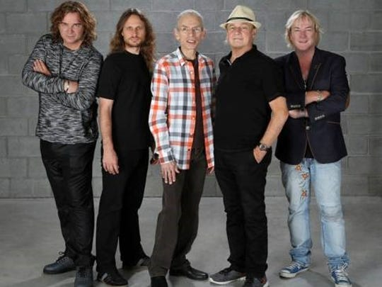 The classic rock band Yes will perform two of their albums on Aug. 13 at Mayo Center for the Performing Arts in Morristown.