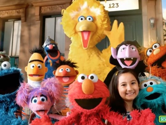 """Sesame Street"" celebrates 50 years of educating pre-schoolers in 2019."