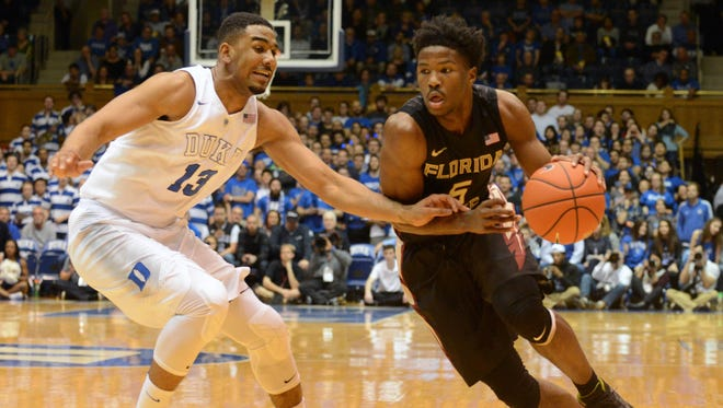 Malik Beasley could be drafted in the First Round of the NBA Draft.