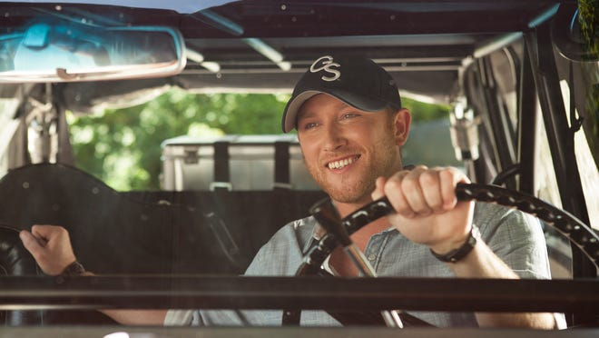 "Cole Swindell has a top-five country hit with ""Chillin' It"" and an album due Feb. 18."