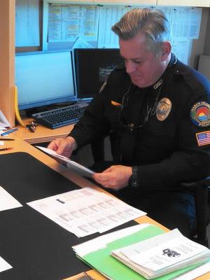 Marco Island Police Chief Al Schettino.
