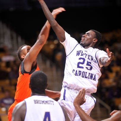 Guard James Sincliar is trying to lead Western Carolina to its first NCAA tournament since 1996.