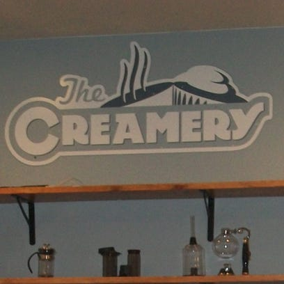 The future location of The Creamery in the Watermark building in Green Bay.