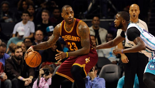 LeBron James and the Cavaliers aren't looking past anyone in the East.