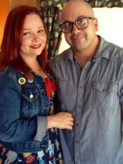 Lauren and Rich Lopez of Hawthorne