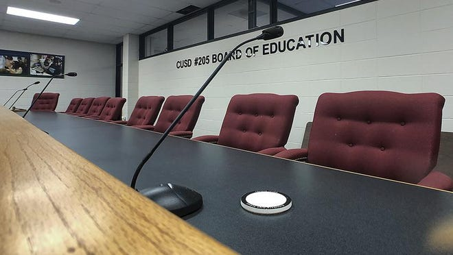 Galesburg CUSD 205 is currently weighing over the prospect of issuing a Reduciton in Force to a large amount of non-teaching staff, in anticipation of a loss of funding in the 2020-2021 school year.