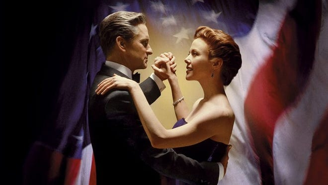 "Showcase Cinemas is offering free Election Day screenings of ""The American President,"" starring Michael Douglas and Annette Bening."