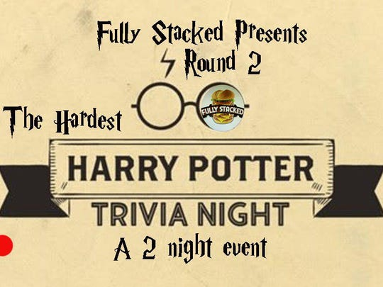 event-fully stacked harry potter trivia