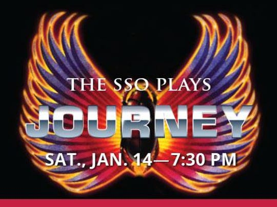 SSO plays music of Journey