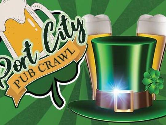 Port City Pub Crawl