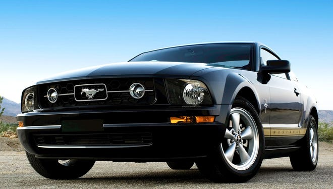 Mustangs, old and new, along with anything powered by Ford can be seen at the Fords Forever Car Show June 10.