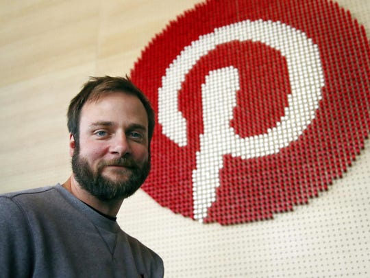 Evan Sharp, Pinterest co-founder and chief product