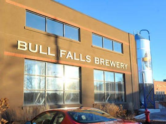 Bull Falls Brewery in Wausau.