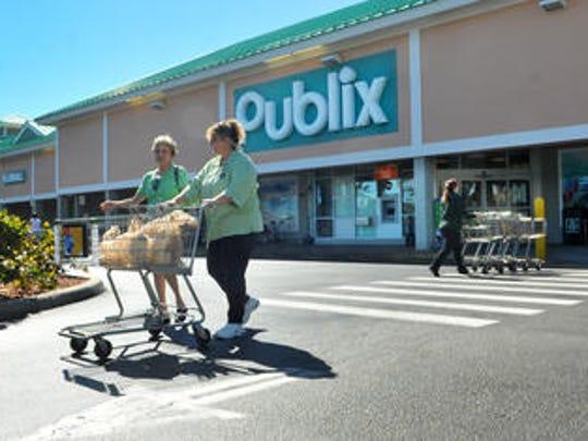 Publix Super Markets, headquartered in Lakeland, is