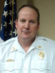 Waukesha Fire Chief Steve Howard