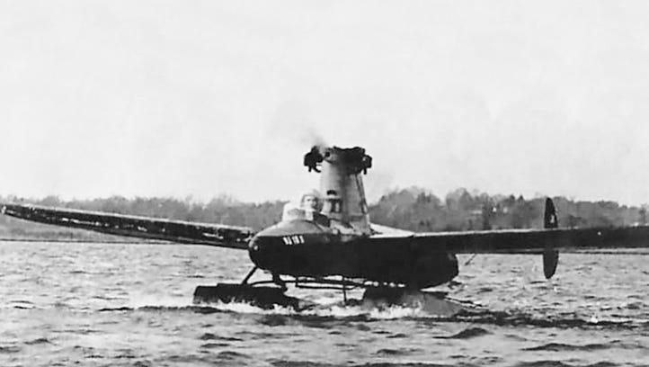 Weird NJ: The flying submarine of Ocean Township