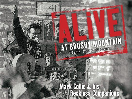 Nashville singer-songwriter Mark Collie recorded a