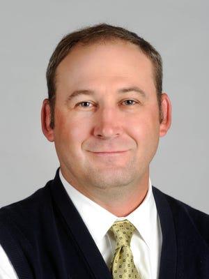 Jeffery Williamson, class of 2016 40 under 40 honoree.