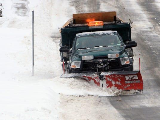 Brewster snowplow