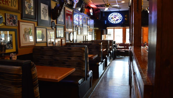 Buxy's Salty Dog Saloon, located on Philadelphia Avenue in Ocean City, can seat up to 100 guests.