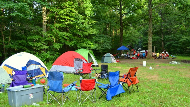 Jefferson Memorial Forest host the Great American Campout June 24 and 25