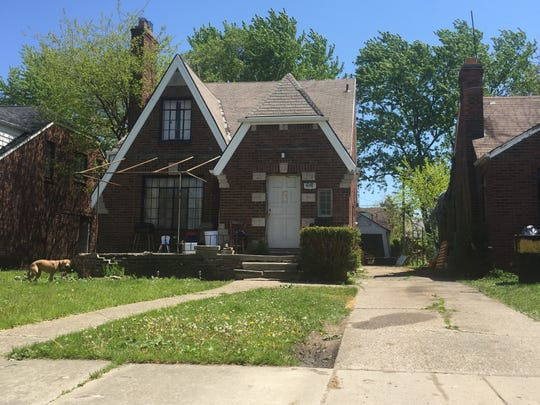 Three-month-old Dakota Grimes was found on the porch of this home on the city's east side.