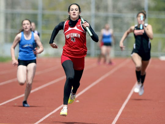 Annville-Cleona junior Reagan Hess will be going after