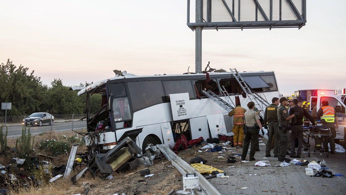 La News Car Crash