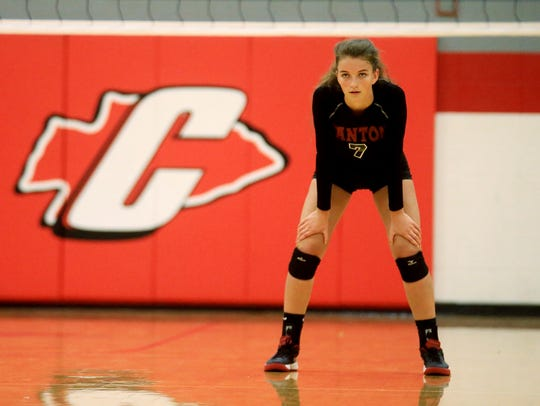 Ready for her next chance to spark the Canton Chiefs