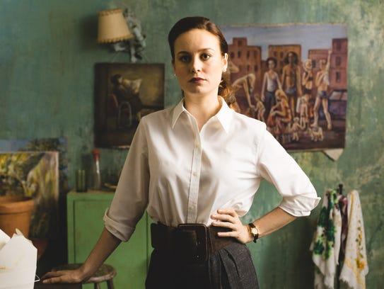 "Brie Larson as Jeannette Walls in ""The Glass Castle."""