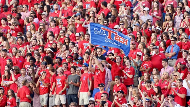 Louisiana Tech coach Skip Holtz is hoping for a big crowd for Thursday's game against Western Kentucky.