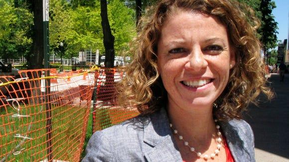 Wisconsin Supreme Court Justice-elect Rebecca Dallet