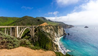 Big Sur, Calif.: Time to take a summer road trip. Gas prices are more than 25% cheaper than last season, so now is the time to travel by car. Our suggestion: Take a drive along the spectacularly beautiful Pacific Coast Highway, stopping in scenic Big Sur along the way. While the destination has its share of over-the-top luxe properties, it also offers some stunning places to stay -- right near the ocean -- for next to nothing.