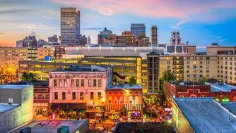 No. 3: Memphis, 90.5: There's more to Memphis than Graceland and barbecue, and visitors are catching on. Demand for alternative accommodations is growing, and low prices make Memphis a great investment.