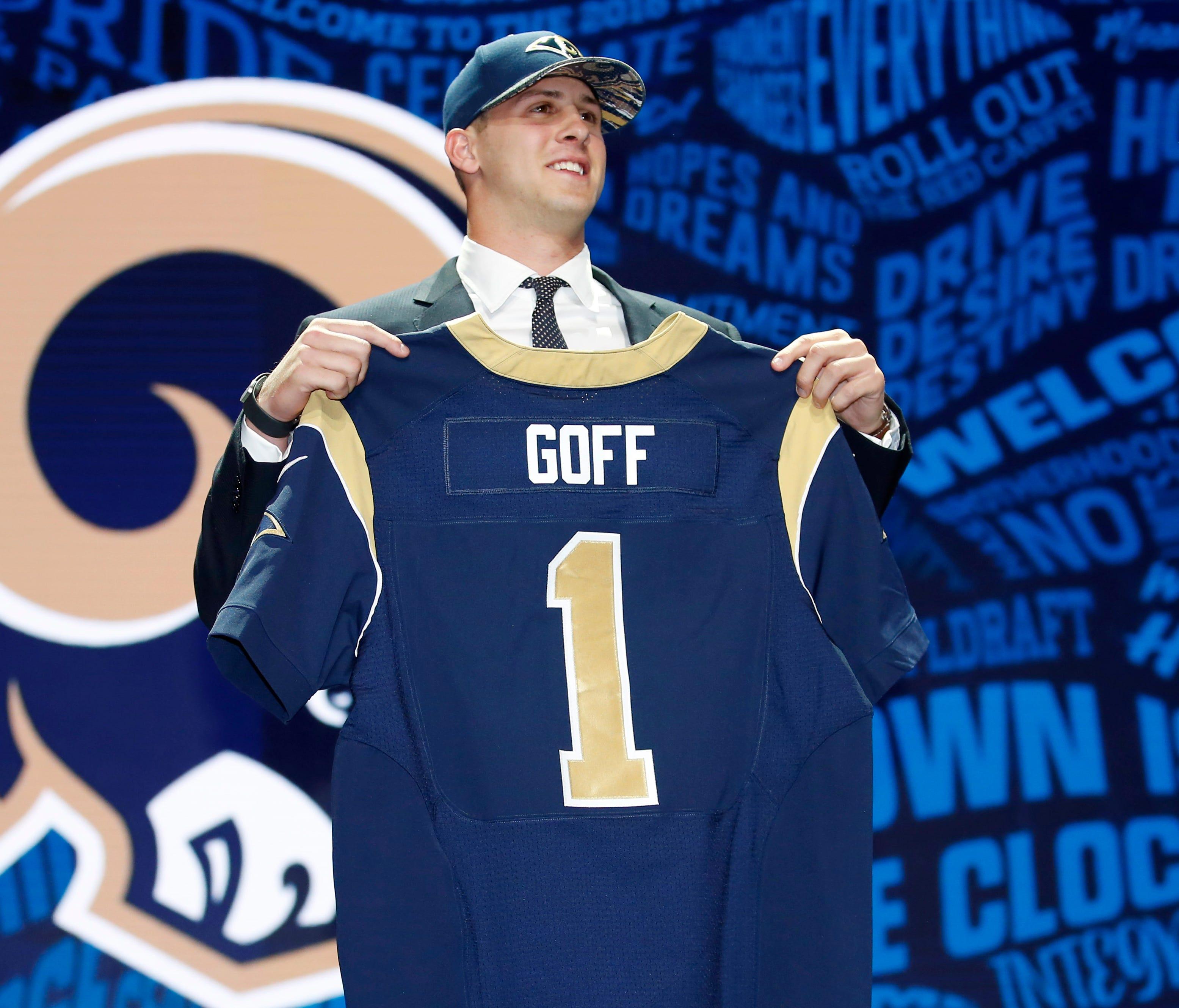 NFL draft tracker 2016  Seven-round breakdown on picks  9404db2dc