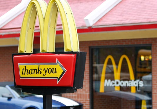 AP McDonalds