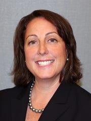 UWGB athletic director Mary Ellen Gillespie