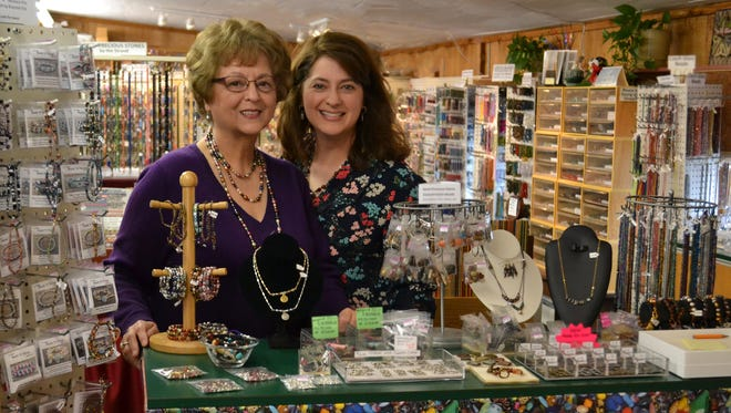 Ann Grabowski, right, was 9 years old when her mom Sheila Grabowski, left, bought the family business.