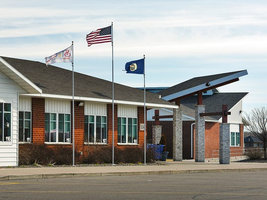 STRIDE Academy charter school shown Friday, April 7, in St. Cloud.