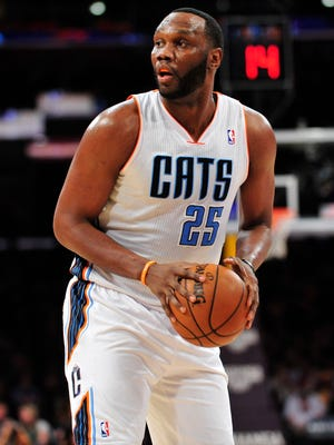 Al Jefferson has helped key the Bobcats' turnaround.
