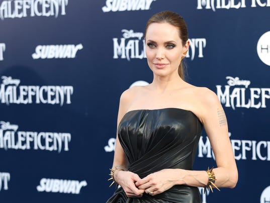 AP World Premiere of _Maleficent_ - Arrivals
