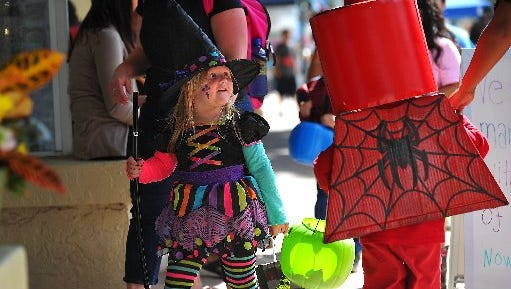 The Children's Museum of the Treasure Coast will host Trick or Treat from 4 to 6:30 p.m. Friday.