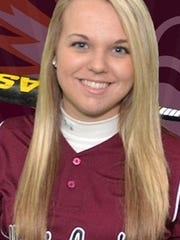 Nicole ReedHardin Co., P/2BReed is a versatile player for the Lady Tigers. She will spend some of her time in the pitchers' circle (10 wins in 2014), and she will play some at second base. Hardin County is looking for a deeper postseason run this year, and Reed will play a big part after batting .382 last season.