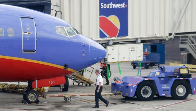 Southwest announced it's coming to CVG Wednesday.