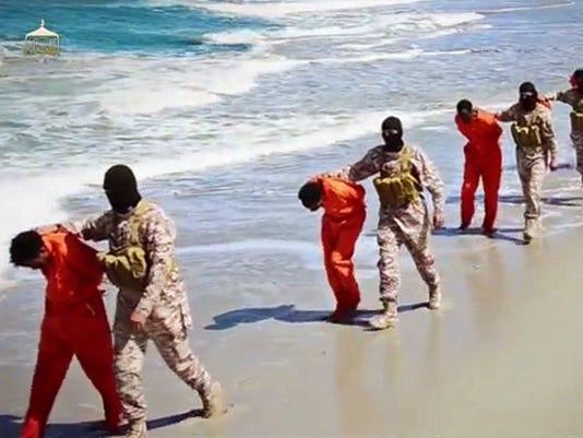 AP MIDEAST LIBYA ISLAMIC STATE I LBY