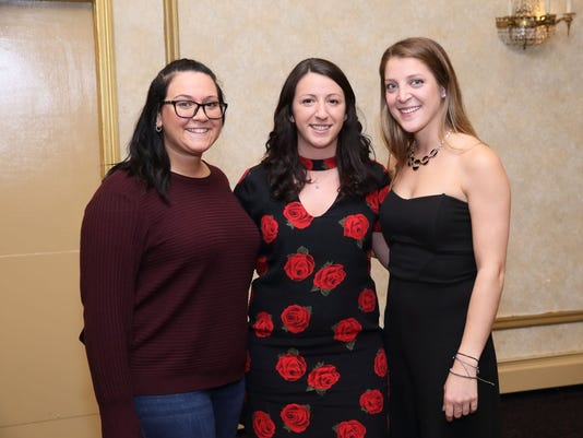 Milford Manor Rehabilitation and Care Center Holiday Party at Best Western Regency House Hotel, Pompton Plains 01/12/2018
